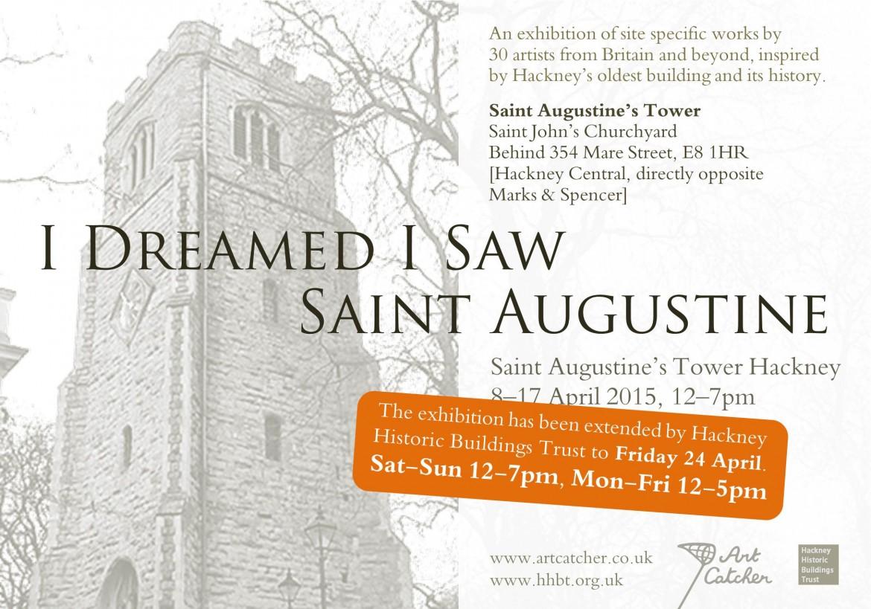 Saint Augusties poster